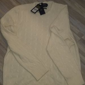 Ralph Laurent Polo Cashmere Sweater